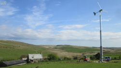 10 kW off grid turbine - Cornwall