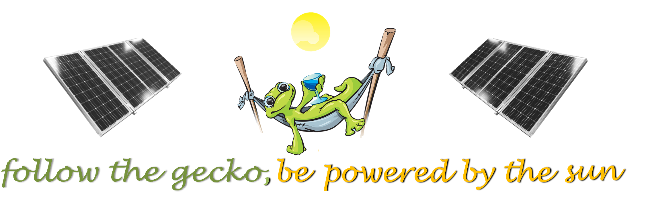 Interested about self-consumption? Follow The Gecko!