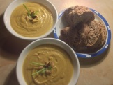 Homemade Pumpkin Soup